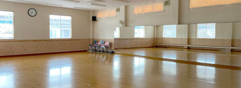 ダンススタジオ ダイアモンド 豊山教室